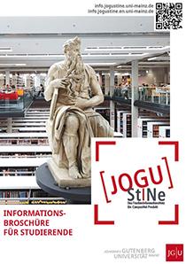 JOGU-StINe Informationsbroschüre